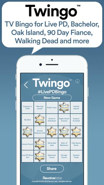 Twingo Bingo screenshot 2