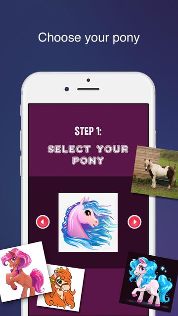 My Pony Fake Call screenshot 3
