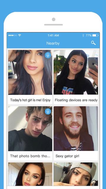 Get Naughty-Talk to strangers screenshot 4
