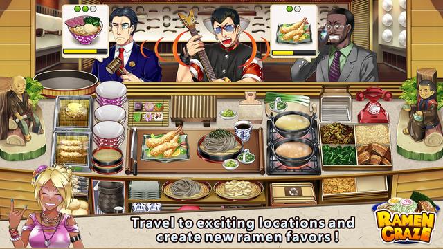 Ramen Craze - Fun Cooking Game screenshot 10