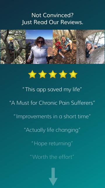 Curable Pain Relief screenshot 9