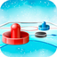 Air Hockey online 2 platforms