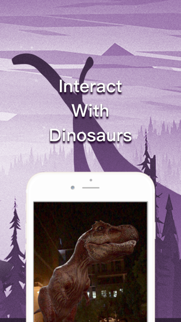 DinoCube AR - Dinosaurs Live! screenshot 4