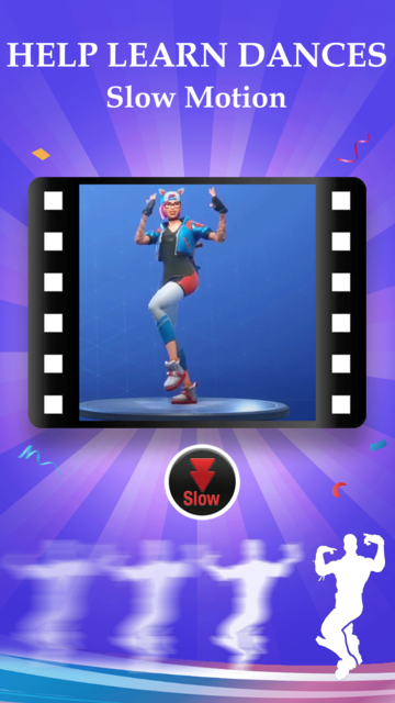 Challenge For Fortnite Dances screenshot 3