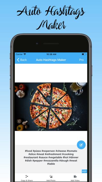 Auto Hashtag Maker Pro screenshot 6