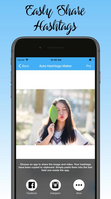 Auto Hashtag Maker Pro screenshot 7