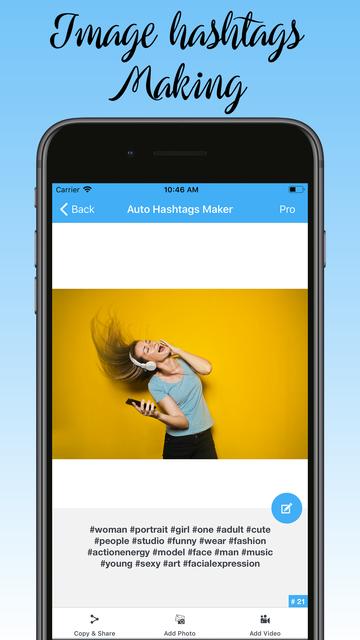 Auto Hashtag Maker Pro screenshot 10