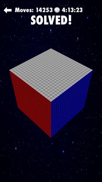Cube Universe screenshot 1
