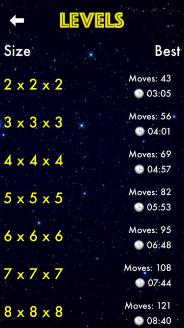 Cube Universe screenshot 2