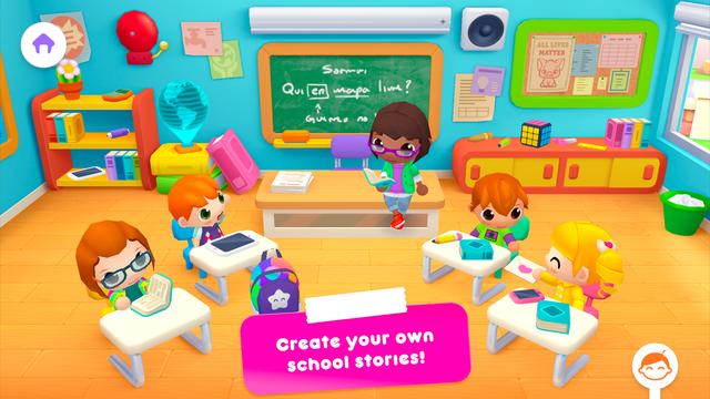 Sunny School Stories screenshot 6