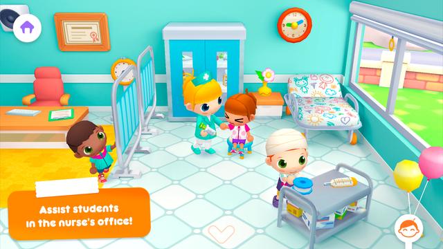 Sunny School Stories screenshot 7