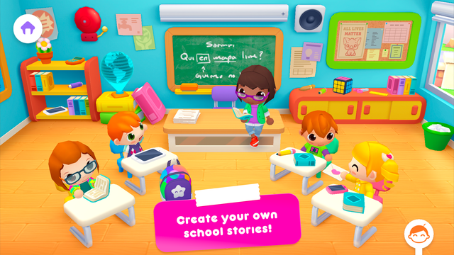 Sunny School Stories screenshot 11