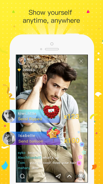 Young_Live screenshot 3