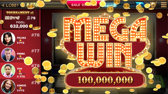 Slot Machine - Ruby Hall screenshot 2