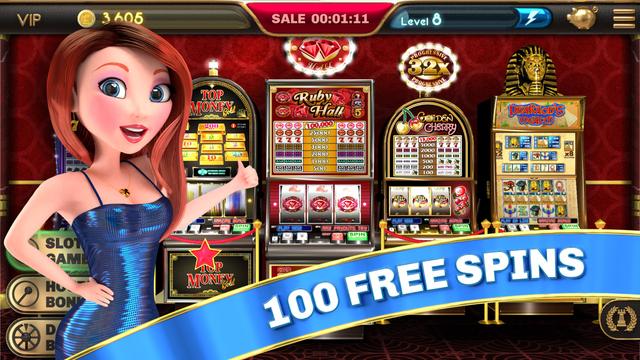 Slot Machine - Ruby Hall screenshot 3