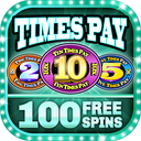 Icon for Times Pay Bonus Slots 2x5x10x