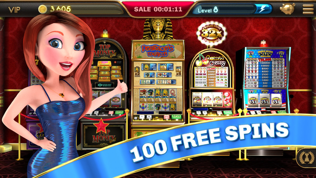 Epic Slots - Pharaoh's Wealth screenshot 1
