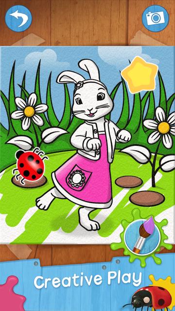 Peter Rabbit: Let's Go! screenshot 3