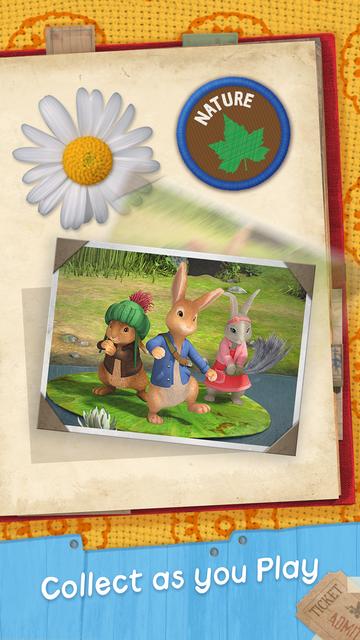 Peter Rabbit: Let's Go! screenshot 5
