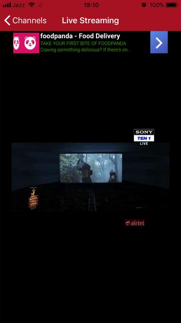 Sony TV Live Streaming screenshot 4