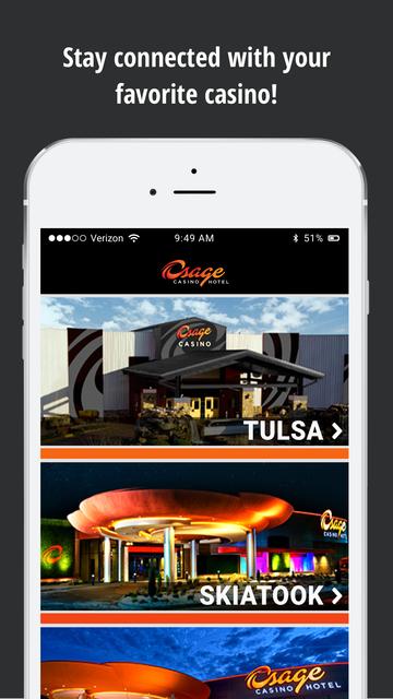 Osage Casino screenshot 1