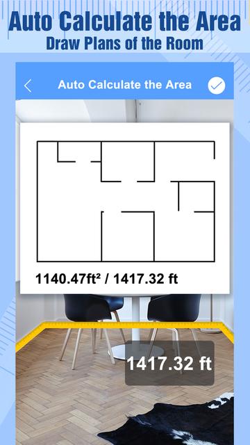 AR Tape Measure - Pocket Ruler screenshot 2