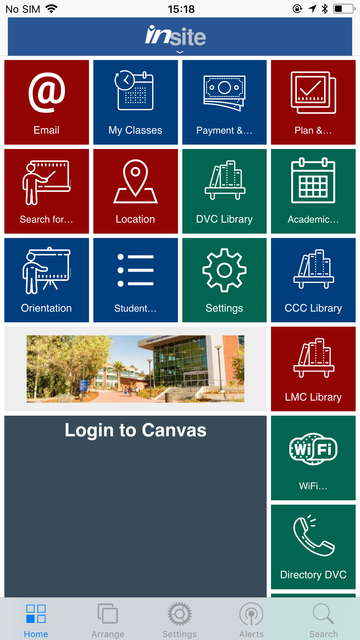 InSite for CCC, DVC and LMC screenshot 6