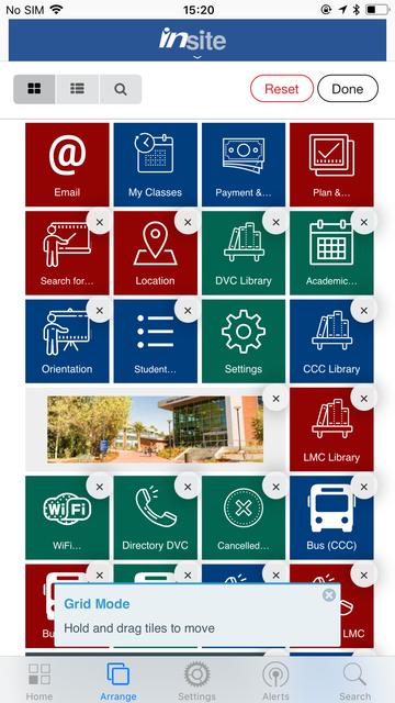 App for CCC, DVC and LMC screenshot 12
