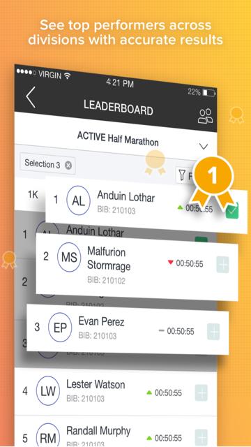 Active Experience screenshot 5