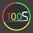 Icon for 100S ( Numbers Puzzle Game )