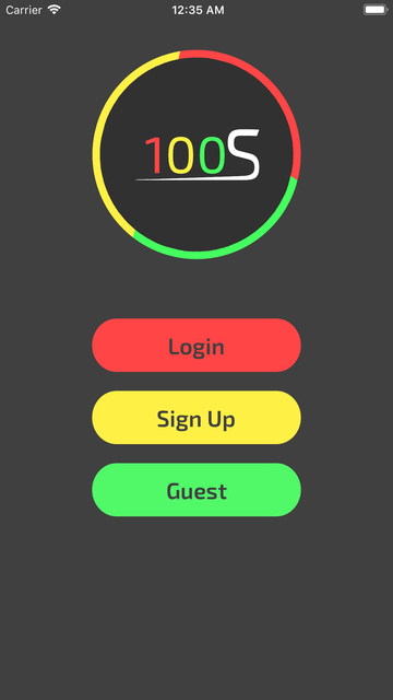 100S ( Numbers Puzzle Game ) screenshot 1