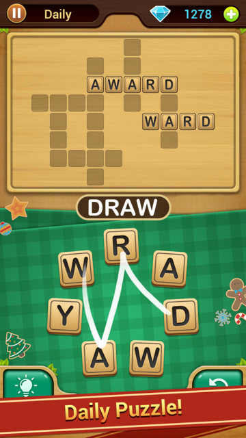 Word Link - Word Puzzle Game screenshot 7