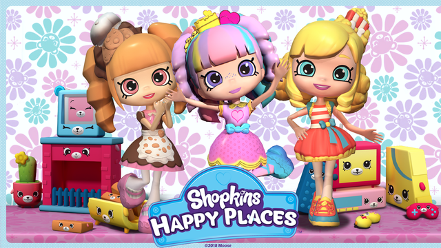 Shopkins Happy Places screenshot 1