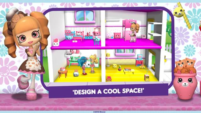 Shopkins Happy Places screenshot 2