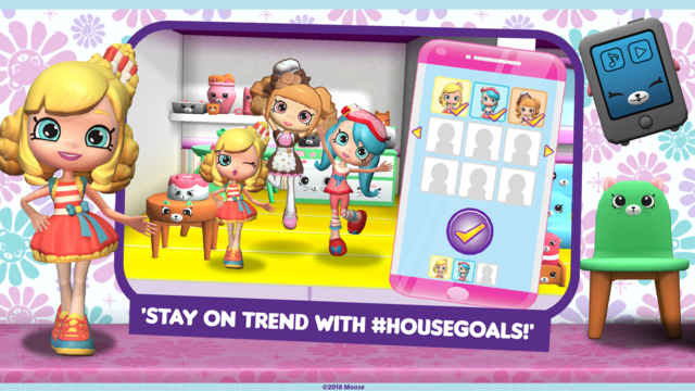 Shopkins Happy Places screenshot 4