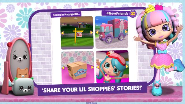 Shopkins Happy Places screenshot 5