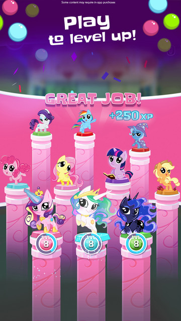 My Little Pony Pocket Ponies screenshot 6