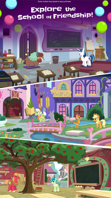 My Little Pony Pocket Ponies screenshot 7