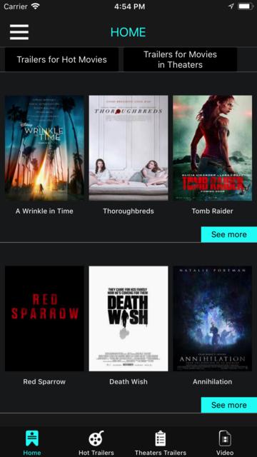 Phim Hay - Xem phim HD Trailer screenshot 1
