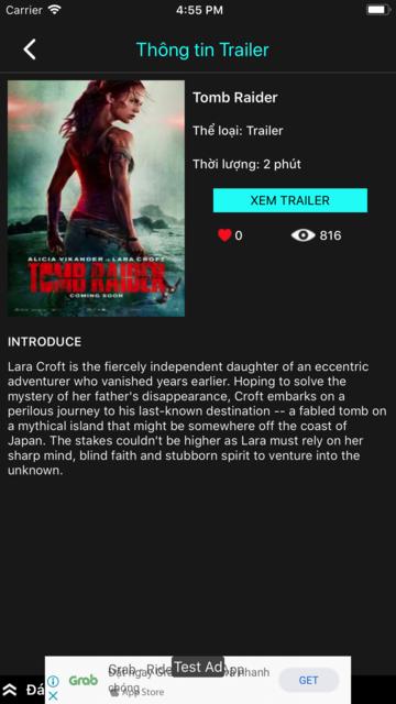Phim Hay - Xem phim HD Trailer screenshot 4