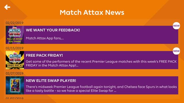 Match Attax 20/21 screenshot 7