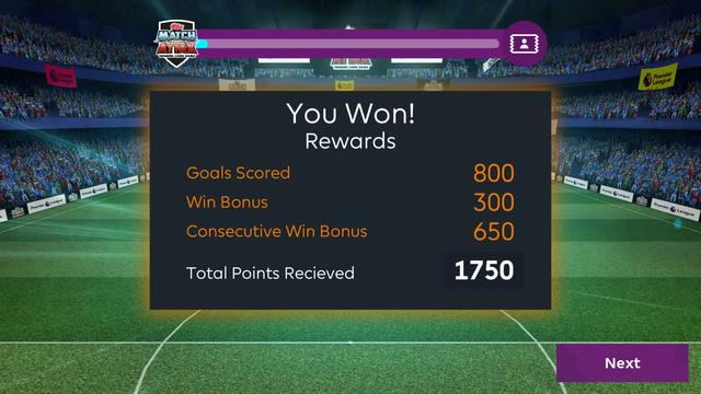 Match Attax 20/21 screenshot 8