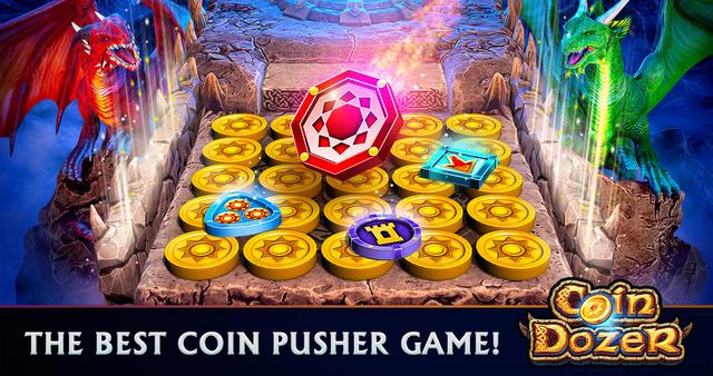 Coin Pusher - Dozer Games 2019 screenshot 1
