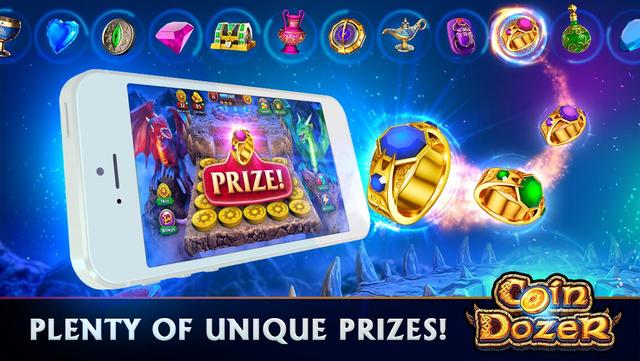 Coin Pusher - Dozer Games 2019 screenshot 5