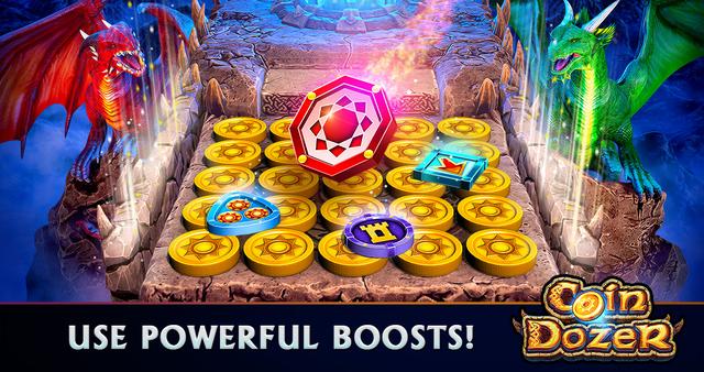 Coin Pusher - Dozer Games 2019 screenshot 2