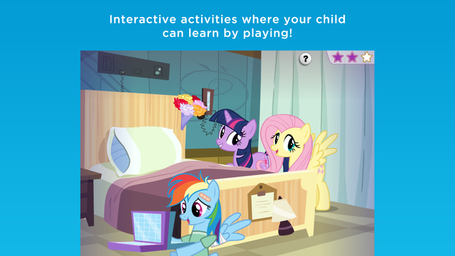 My Little Pony Read & Play screenshot 3