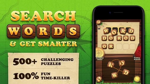 Wordy - Word Search Adventure screenshot 6