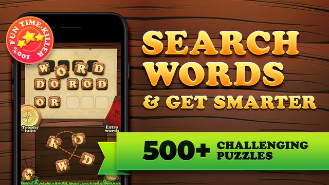 Wordy - Word Search Adventure screenshot 10