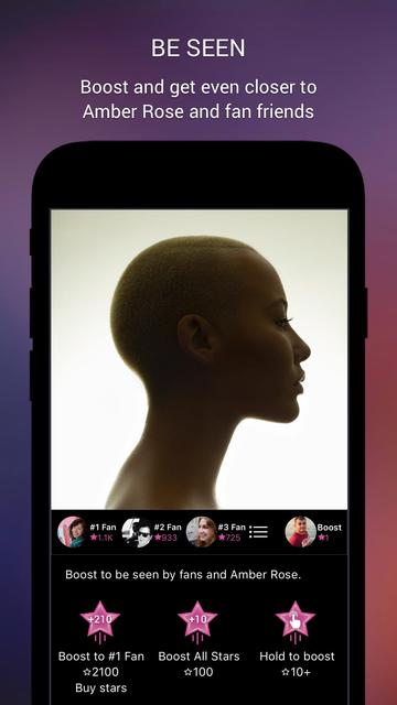 Amber Rose Official screenshot 1