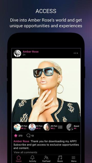 Amber Rose Official screenshot 2